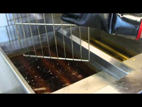 How to Filter Fry Oil | eTundra