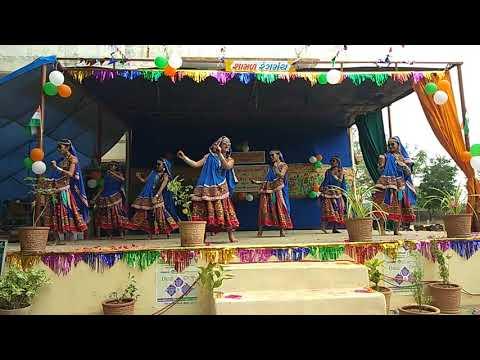 Rona Sherma Dance. 15 August 2018 Raginkumar Patel