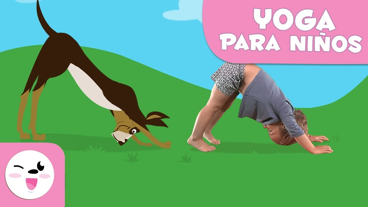Yoga Para Niños Con Animales Smile And Learn Youtube