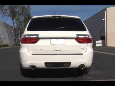 2011-2014 Dodge Durango Exhaust Dual Kit Magnaflow 15067 Stainless Steel