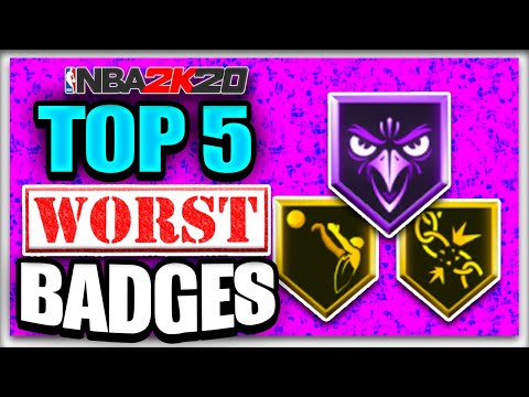 Top 5 Badges 2K Needs To REMOVE For NBA 2K21! from YouTube · Duration:  4 minutes 28 seconds