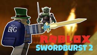 KILLING SOME UGLY OGRES | Roblox Swordburst 2 Gameplay (SAO)