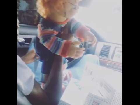 Nbayoungboy free with chucky doll welcone home