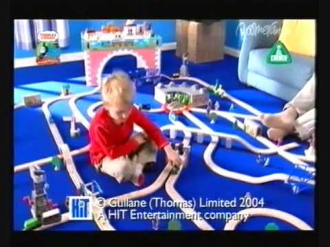 "Thomas The Tank Engine - ""Early Learning Centre"" Advert ..."