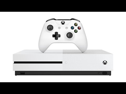 Xbox One S - Unboxing + GIVEAWAY!