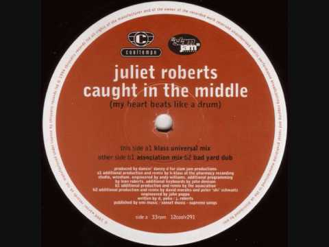 Juliet Roberts - Caught In The Middle (Morales Bad Yard Dub) 1994