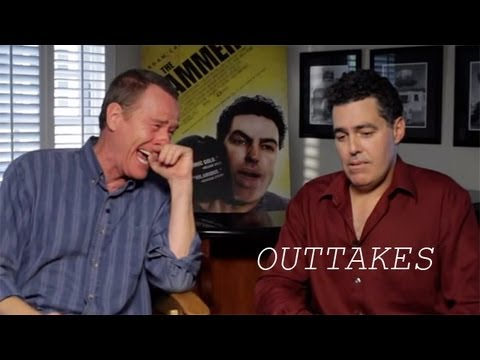 Road Hard Fund Anything Outtakes - Bryan Cranston and Adam Carolla