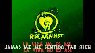 Rise Against, Survive SUBT/ESP