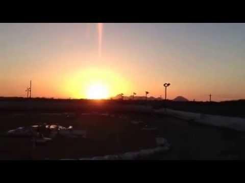 Marysville Raceway Park 4.20.13 Winged 360 Sprints Heat #1