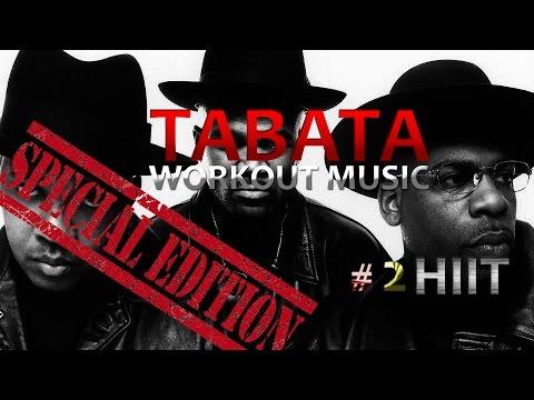 HIIT Workout Music (60/20) - Hip Hop - TWM #2