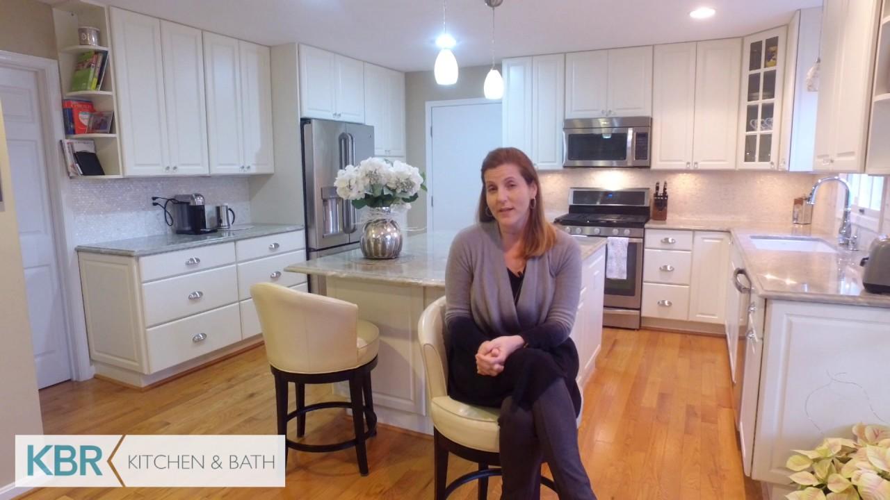Charmant Kitchen Remodeling Client Testimonial   Rockville MD. KBR KITCHEN AND BATH