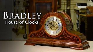 Bradley Howard Miller Mantel Clock