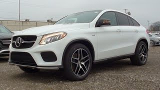 Mercedes-Benz GLE 450 AMG Coupe 2016 Videos