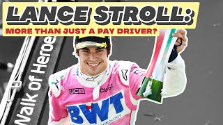 Lance Stroll: More than just a Pay Driver?