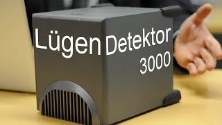 Lügendetektor 3000 - Lie Detector (German/Deutsch)