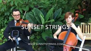 Sunset Strings - Havana