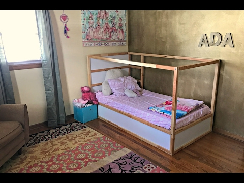 Minimalist Kids Bedroom Tour