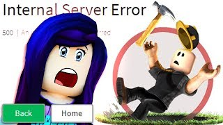 WHAT HAPPENS WHEN ROBLOX GOES DOWN...