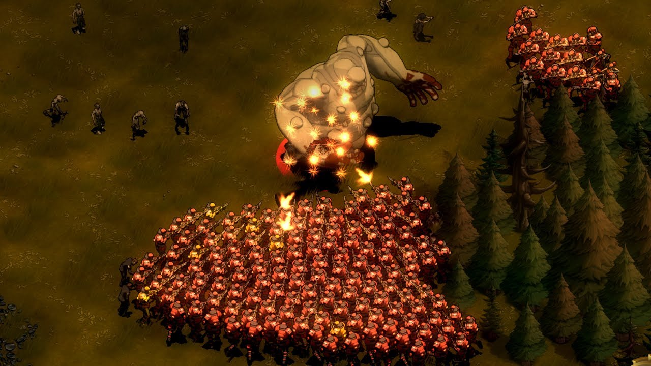 They Are Billions - CHEATS