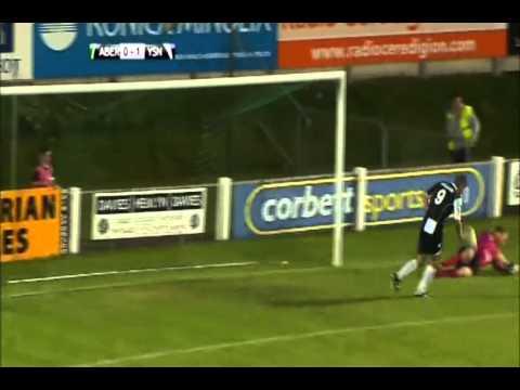 Aberystwyth Town 2-2 The New Saints