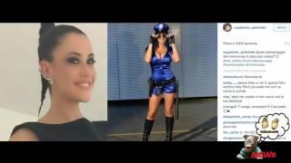 La poliziotta di Avanti un altro Claudia Ruggeri sposa il cognato di Paolo Bonolis