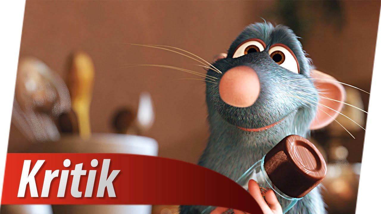 Ratatouille (Film) Rollen