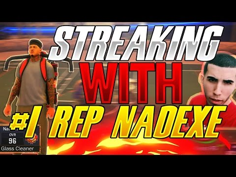 STREAKING WITH #1 REP • NADEXE SUPERSTAR 5 • WHO WILL BE THE FIRST LEGEND!! - NBA 2K17 MYPARK