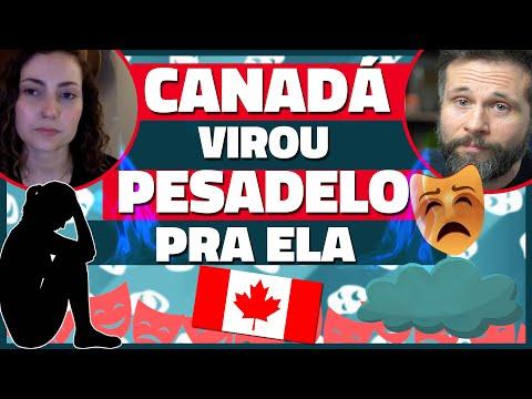 FRACASSOU NO CANADÁ - História de Vida no Canadá