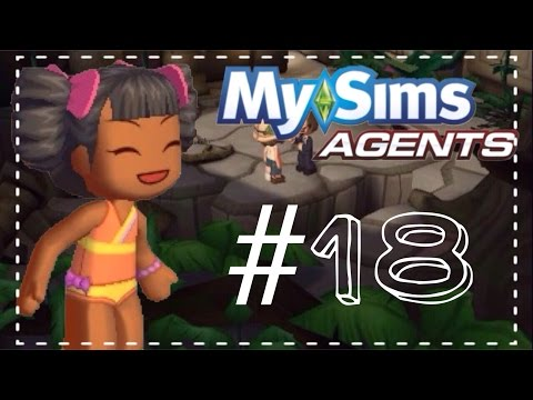 Let's Play MySims Agents - #18 Lets Go To The Beach
