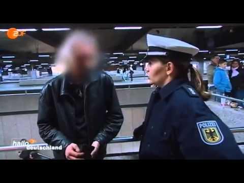 Bundespolizei Düsseldorf Hbf
