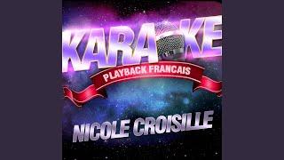 Les Uns Et Les Autres — Karaoké Playback Instrumental — Rendu Célèbre Par Nicole Croisille