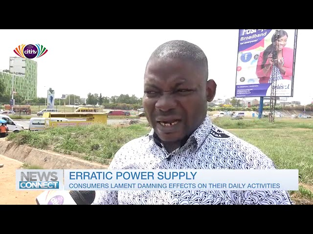 News Connect: Ghanaians cry about the damning effects of erratic power supply (Dumsor)