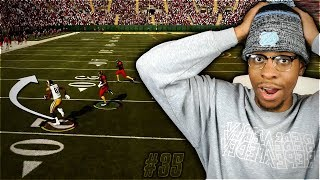 huge game changing kick return the replacements 35 madden 19 ultimate team