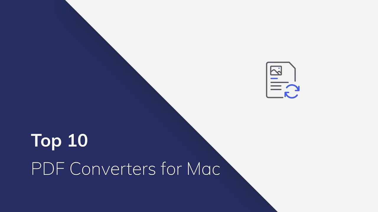 8 Top PDF Converter Software That Offers Free Download