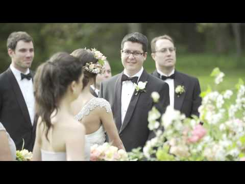 Elizabeth + Benno Full Wedding Video