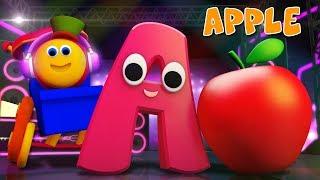 Phonics Brief Alphabete Reim | ABC-Videos Für Kinder | Kleinkinder-Lieder - | Lern-street mit Bob