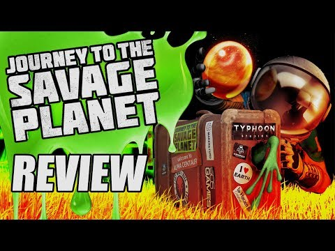 Journey to the Savage Planet Review - The Final Verdict