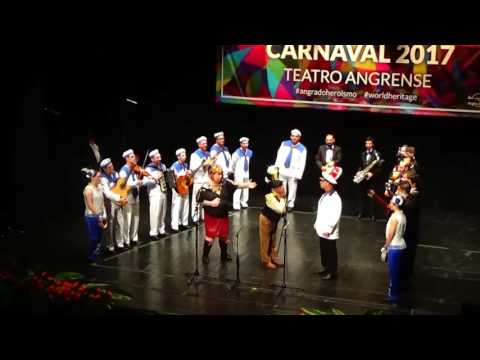 Dança de Pandeiro dos Amigos do Carnaval dos Biscoitos - Gente Tola e Homeopatas