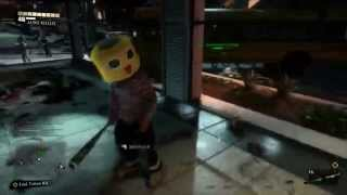 Dead Rising 3 Funny Moments! #2 -  Megaphone fun, More fights and out of the map