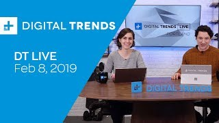 Digital Trends Live - 2.8.19 - Jeff Bezos Exposes Blackmail Attempt In Blog Post