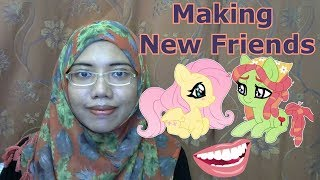 [LEARN MALAY] 220-Making New Friends