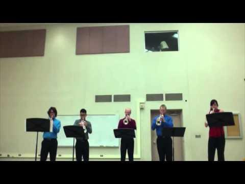 The Murder, a Gathering of Crows - Arizona State University Trumpet Ensemble