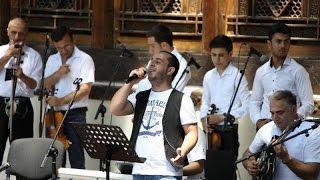 Anar Yusifzade Neyleyek Seki İpek Yolu VII Beynelxalq Musiqi Festivali Zirve Grupu