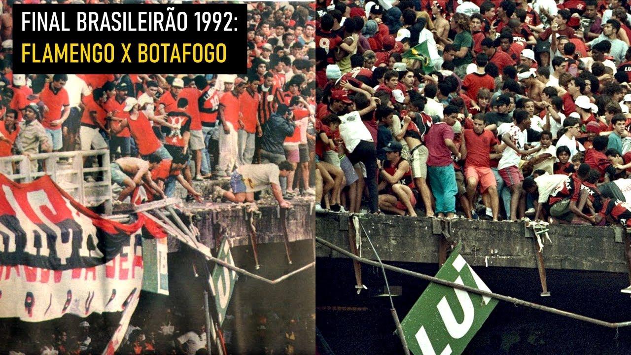 A maior TRAGÉDIA da história do MARACANÃ!