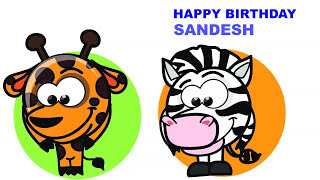 Sandesh   Children & Infantiles - Happy Birthday