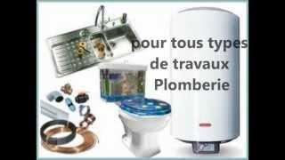 Plombier Paris 1(Plombier à Paris pour toutes vos réparations de plomberie générale, intervention en urgence 24 h / 24 et 7 j / 7 sur simple appel au 01 40 05 05 40. Des experts ..., 2012-11-07T13:45:20.000Z)