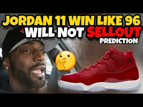 WATCH THIS BEFORE YOU BUY THE JORDAN 11 WIN LIKE 96