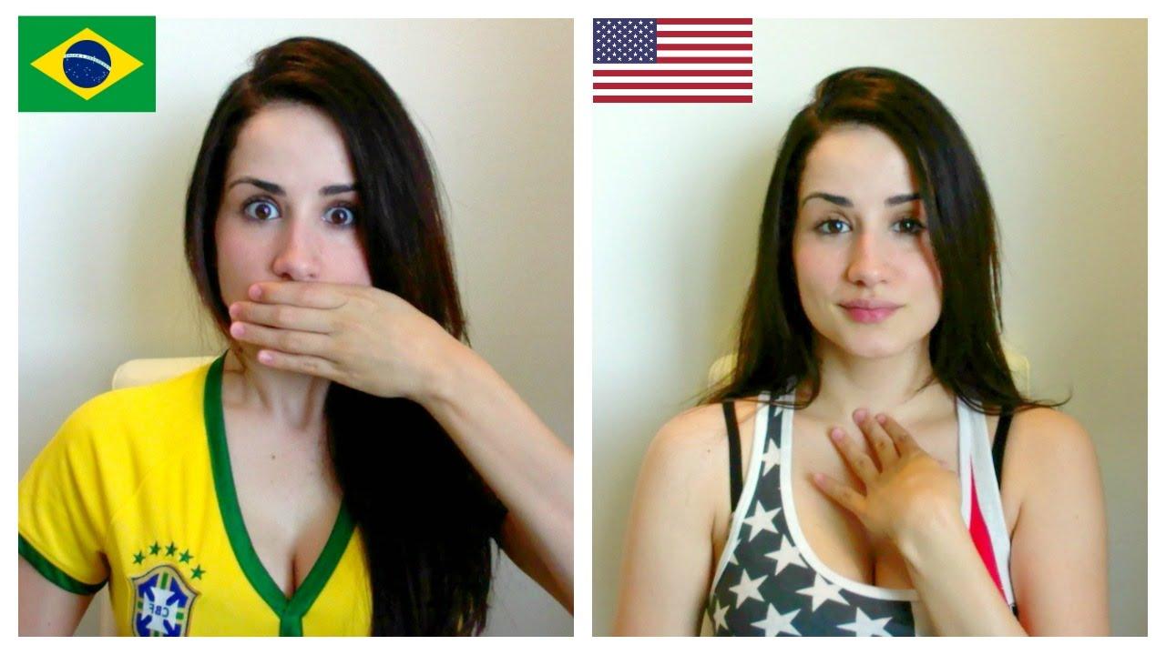 Brazilian women looking for american men