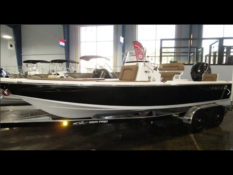 2017 Sea Pro 208 Bay Boat For Sale at MarineMax Clearwater
