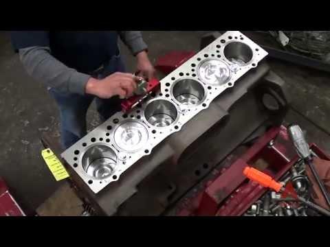 Abilene Machine Remanufactured - 466T John Deere Longblock